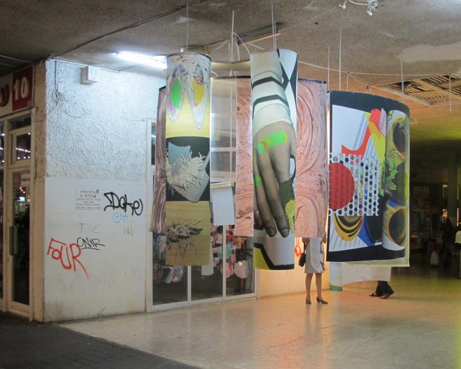 Cells 2011 Herzeliya biennial