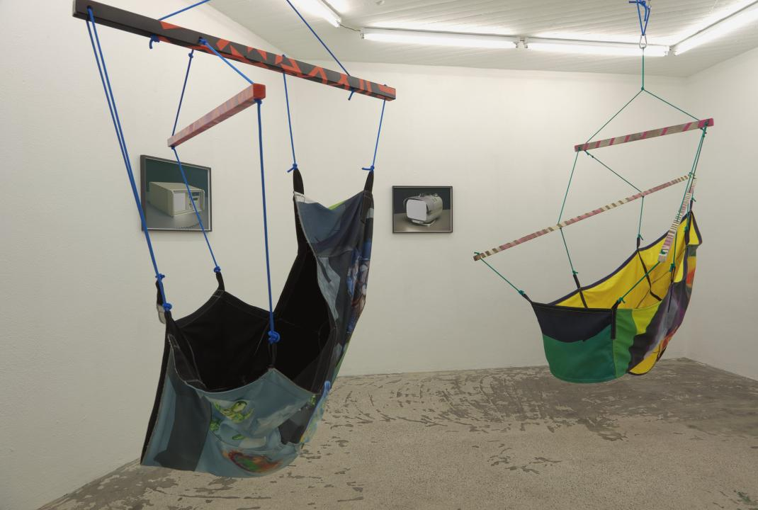 Hammocks & Monitors (Giulia Bowinkel & Friedemann Banz)